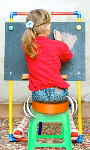 Senseez - pomůcky pro děti s ADHD